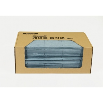 [유한킴벌리] 와이프올 케미컬흡착재80매X4팩 42520 [박스/4] 330948