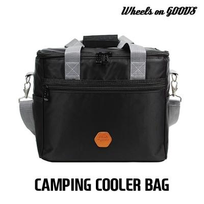 휠즈온굿즈 다용도 캠핑용 쿨러백 대용량 20L