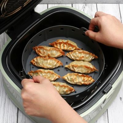 요리조리팟 실리콘 에어프라이기용기 (중형)
