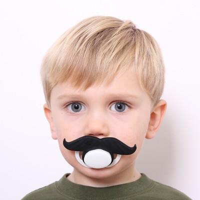 Bottle Mustache kit - 실리콘 수염 키트