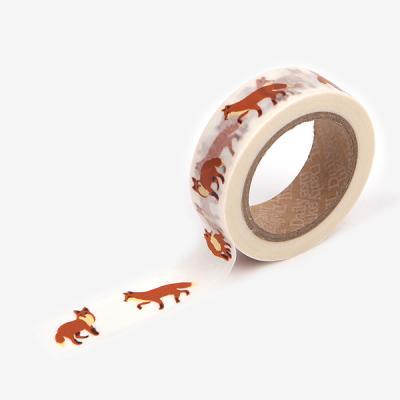 마스킹테이프 - 50 Winter fox
