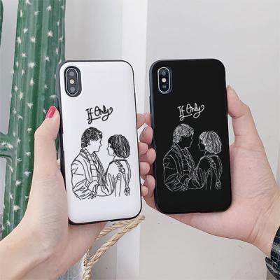아이폰8 Ifonly 카드케이스