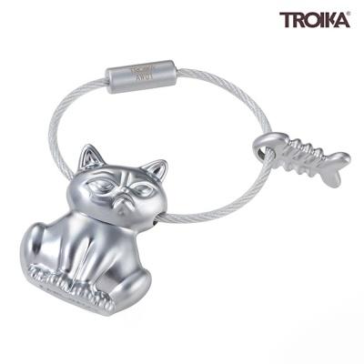 [트로이카] BAD CAT 키홀더 (KR17-15/MA)
