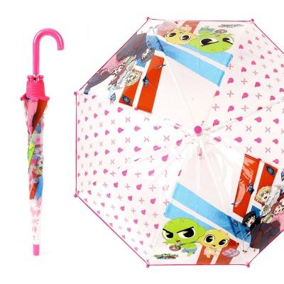 신비아파트 50 POE 장우산 핑크