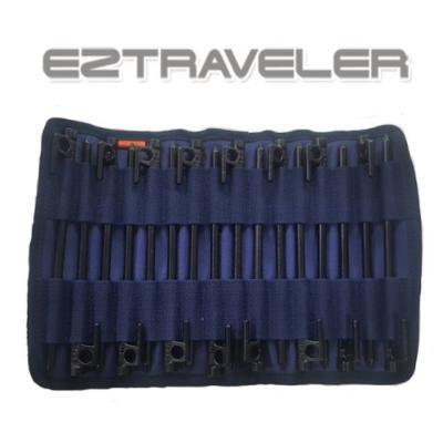 이지트래블러 캔버스원단 단조팩가방 20 (블루)