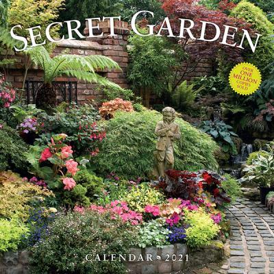 2021년 캘린더 The Secret Garden