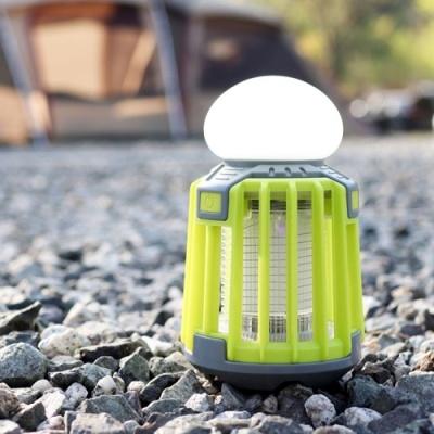 [무아스] 모기 퇴치 LED 캠핑 랜턴