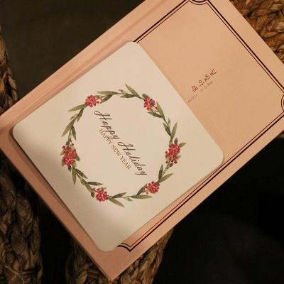 아이씨엘 드로잉 새해 카드- Botanic Garden 8set
