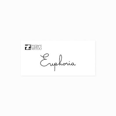 유포리아 euphoria