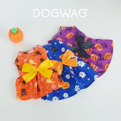도그웨그 할로윈 원피스 강아지 코스튬 의상