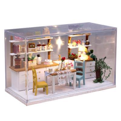 [adico]DIY미니어처 하우스 - 꿈꾸는 주방