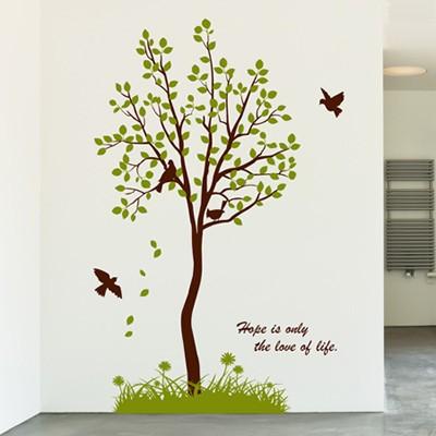 ijs110- 봄의 멜로디 나무