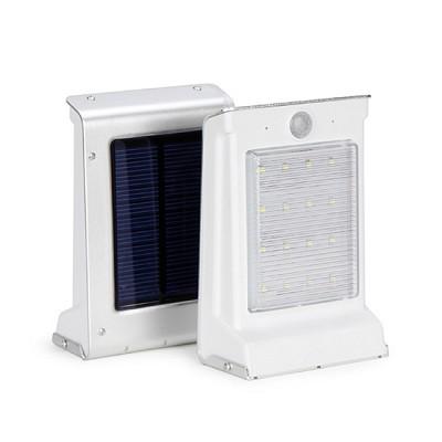 플램 센라이트 Solar CT 태양광 방수 LED센서등(FSL-400)