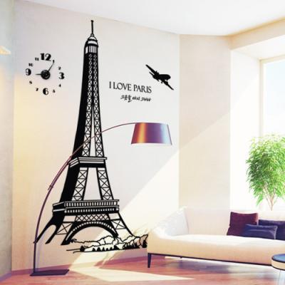 ik381-파리의에펠탑(중형)_그래픽시계