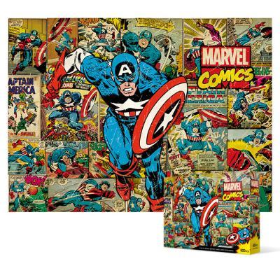 500피스 직소퍼즐 - 어벤져스 캡틴 아메리카