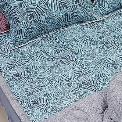 좋은솜 좋은이불 몬스테라 슈퍼싱글 침대 패드