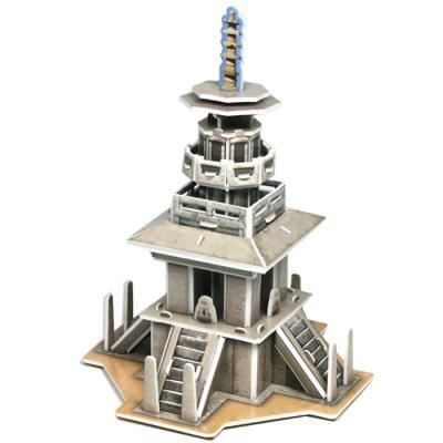 한국사 입체퍼즐 - 삼국 다보탑