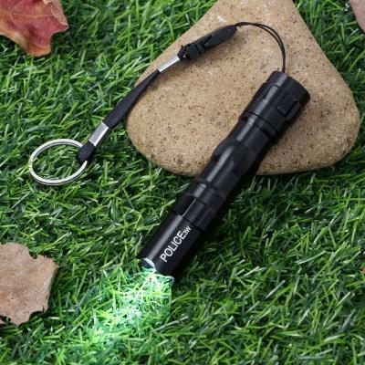 콤팩트 휴대용 LED 후레쉬(블랙)