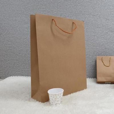 크라프트 쇼핑백 6호 포장봉투 고급쇼핑백 선물포장