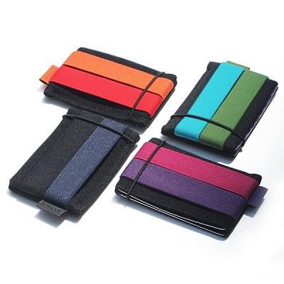 [innoworks] 밴드를 이용한 슬림 스타일의 색다른 카드지갑-웍스 카드홀더 HA281-1