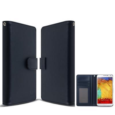 멀티지갑형 카드수납 럭셔리 루비다이어리케이스(갤럭시노트3)