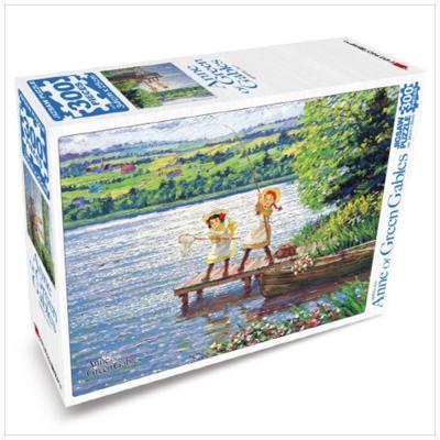 빨강머리 앤 직소퍼즐 300pcs: 반짝이는 호수