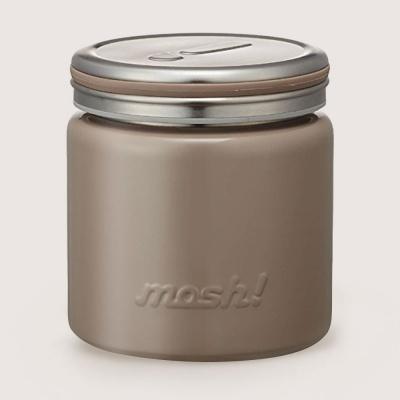 [MOSH] 모슈 보온보냉 텀블러 Food Jar 코코아