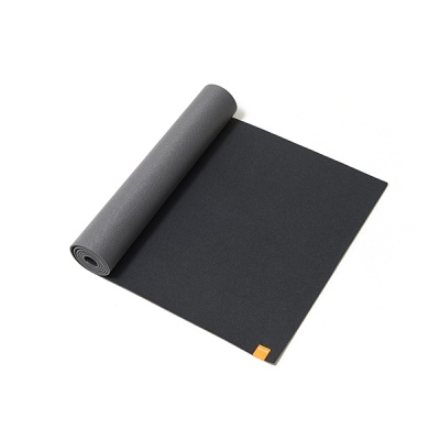 [마이롤러] 페이보릿 요가매트 6mm(블랙&스톤)