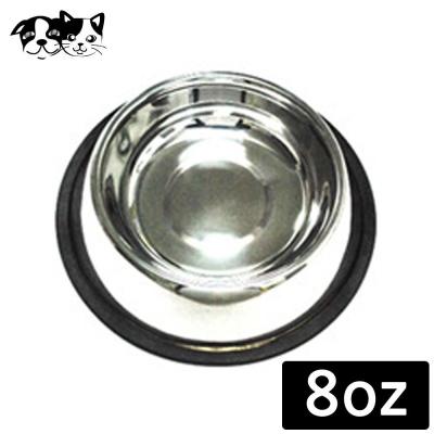도기프랜드 스텐 식기 (8oz) (애완용 식기)