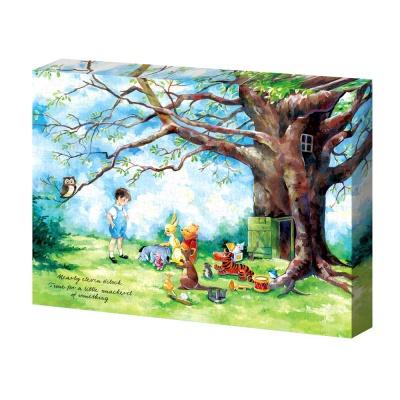 곰돌이 푸 숲속 친구들 박스형 직소퍼즐 TG-PD366-21