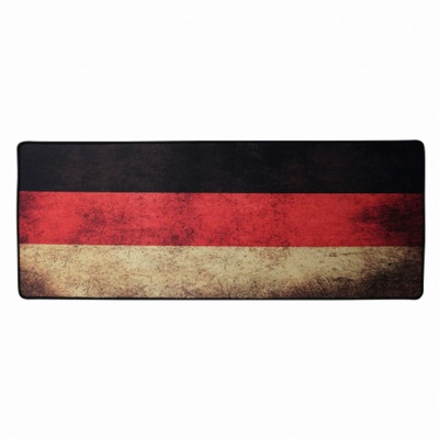 GAZUAA GAP 780 빈티지 국기 장패드 (독일)