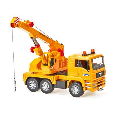 MAN 크레인 트럭 (#02754)