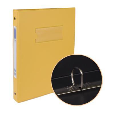 고주파D링바인더 3Cm (노랑) (개) 103098
