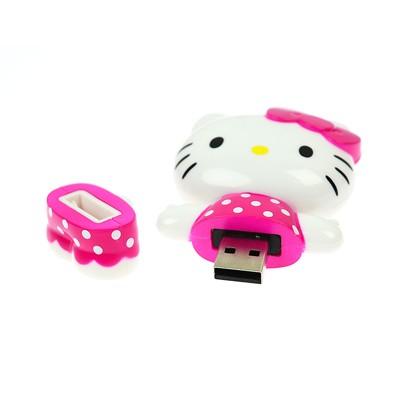 (일본직수입)헬로키티 다이컷 USB메모리 8기가