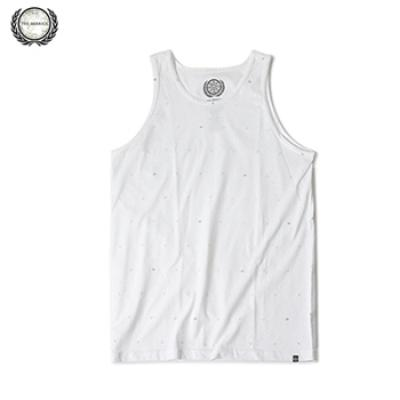 [THE BERRICS] PAISLEY TANK TOP (White)