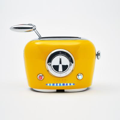 비체베르사 TIX 샌드위치 토스터기 옐로우