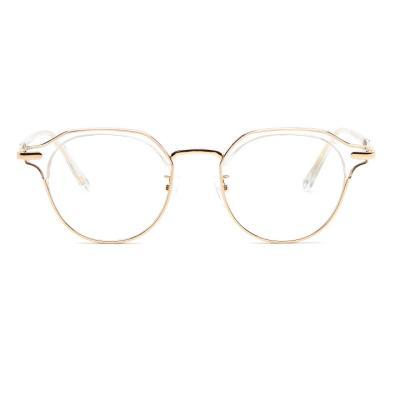 shine 각진 투명 뿔테 안경 뿔테 패션안경 안경테
