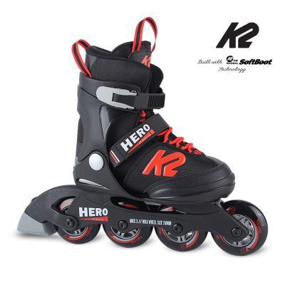 K2 히어로 보이 프리미엄 아동용 인라인스케이트