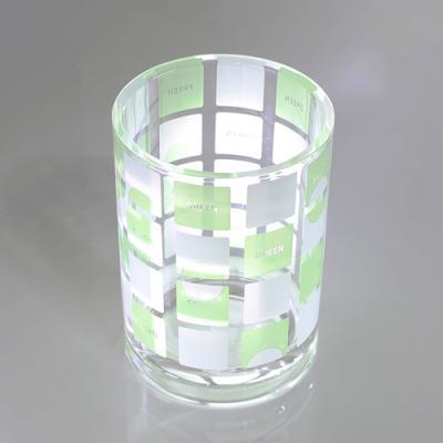 기본형 패턴 물컵 1개
