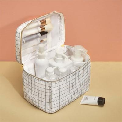 대용량 휴대용 여행용 화장품 가방 W395F92