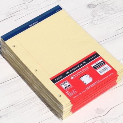 옥스포드 A4 70매×10권 3공바인더용 리갈패드 LP31332