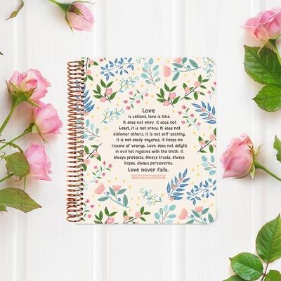 아이스타일 2020 체인저블다이어리-Floral Quote III