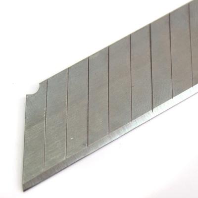 10p 리필용 18mm 커터 칼날
