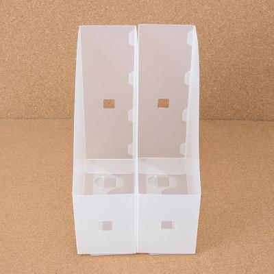 DIY 플라스틱 문서보관함 2P/ 화일박스