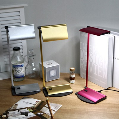 디자인룩스 LED 스탠드 DELP-002(220V/USB겸용)