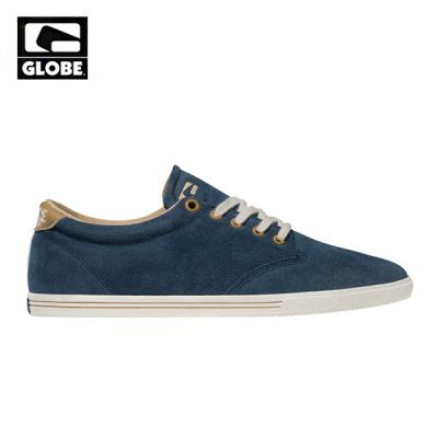 [GLOBE] LIGHTHOUSE SLIM (NAVY/TAN)