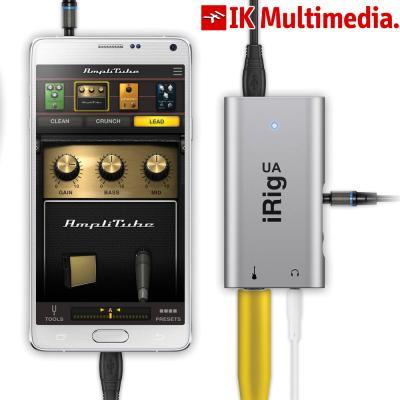 IK멀티미디어 USB 마이크로5핀 인터페이스 iRigUA