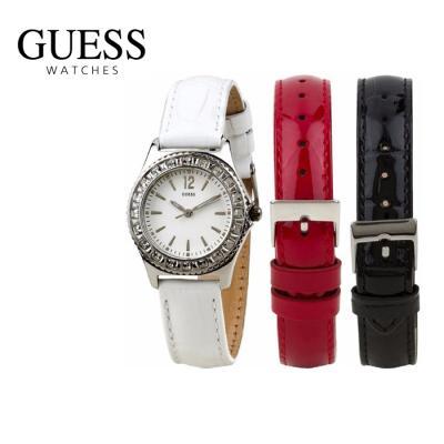게스 여성 가죽시계 W0092L1 공식판매처 정품