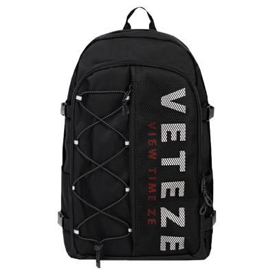 [베테제] Half Backpack (black) 백팩 (블랙)