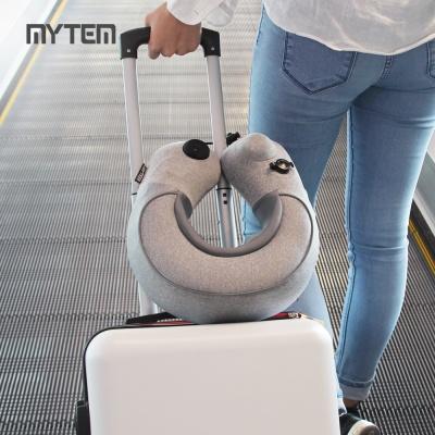[마이템] C1 air 여행용 무선 목 안마기 GNM-001